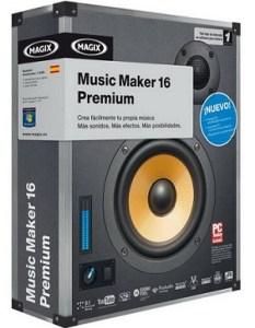 Magix Music Maker Crack 29.0.3.21 + Serial Key (Update) Free