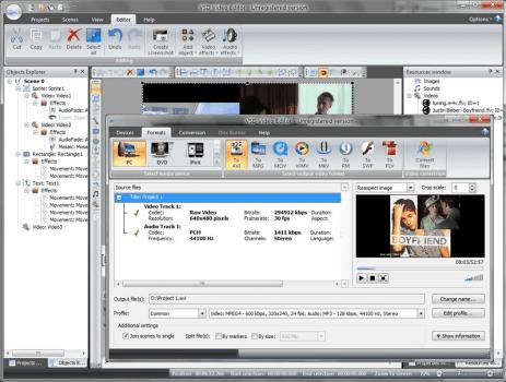 VSDC Video Editor Pro Crack 6.6.7.275 + Activation Key {2021}