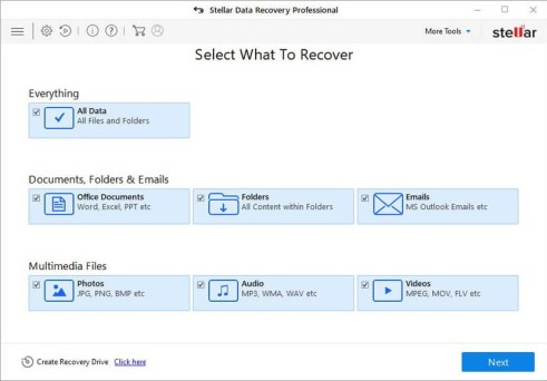 Stellar Data Recovery Professional Crack 10 + License Key [Latest]