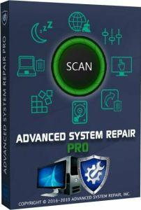 Advanced System Repair Pro 1.9.5.1 License Key Crack