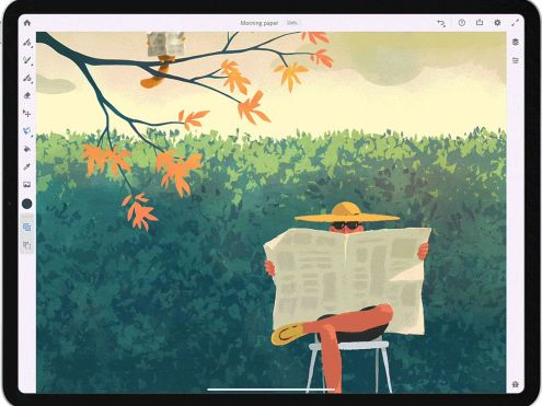 Adobe Fresco Crack v2.4.0.499 + Serial Key 2021 [Latest]