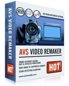 AVS Video ReMaker 10.0.4.613 Crack + License Key [Latest 2021] Free Download