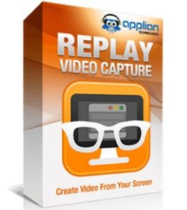 Applian Replay Video Capture 9.1.3 With Crack [ Latest Version ] 2021 Free Download