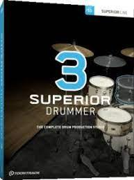 Toontrack Superior Drummer 3.2.5 Crack Torrent Free Download 2021