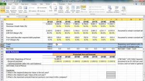 Wall Street Prep Financial Advanced LBO Modeling