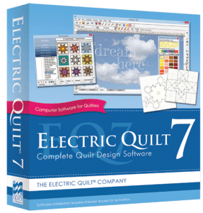 Electric Quilt 7 Last Edition