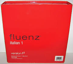 Fluenz version f2 Italian