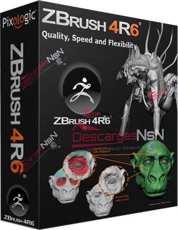zbrush 4r6 download