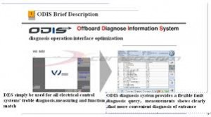 Offboard Diagnostic Information System (ODIS) 2.0.2 + PostSetup 4.5.70 Multilanguage