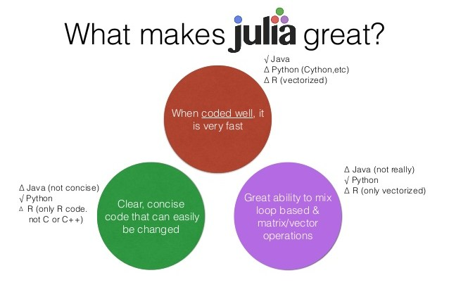 Julia Language Software Engineering Daily