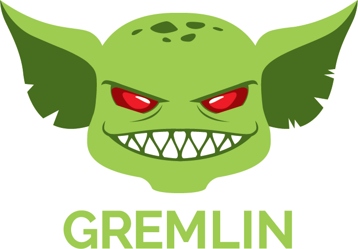 - Gremlin Logo Transparent preview - Cryptojacking: Bitcoin Malware with Estaban Vargas