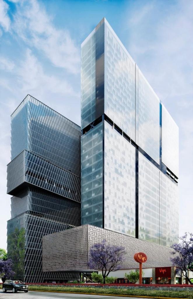 Torre 500 Av. de las Américas