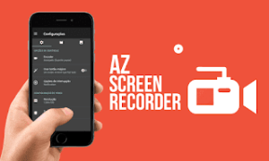 #2. AZ Screen Recorder The gold standard for Android screen recorder apps – Free/$2.99  If you are looking for the best screen recorder for android, AZ Screen Recorder sets the standard. This app is light, accessible, easy and free/cheap. The app features an overlay button that will never interfere with the recorded content.  Additionally, you can add the front facing camera for stuff like game streams or commentary. The app offers you with free mode but at just $2.99, you can enjoy all the features loaded in its premium version. I think the recording button that is showing on the screen when you are recording is a big problem. That is off for me.  It also has a small video editor built-in. the app doesn't put annoying watermark on your video, has no time limit and offers a lot of surprising features. This is probably the best screen recorder for android and it is in fact, the most popular screen recorder you can get.