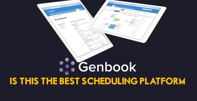 GENBOOK REVIEW GENBOOK LOG IN GENBOOK LOGIN genbook pricing genbook features