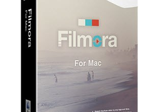 Wondershare Filmora 9.1 Crack For macOS