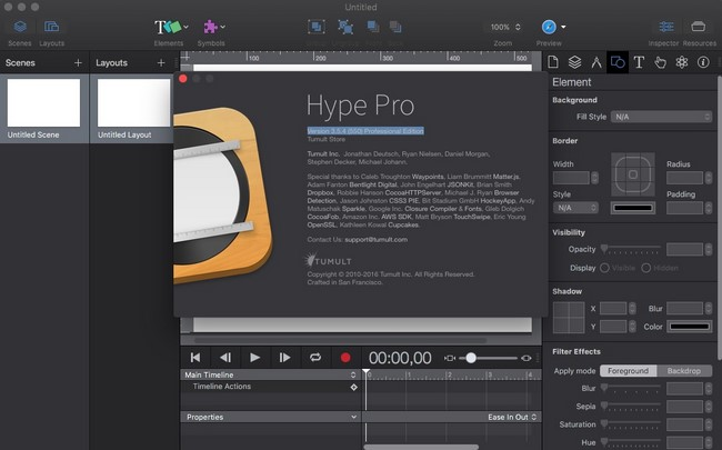 Hype 4 Pro 4.1.7 Crack for macOS