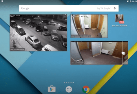 Download tinyCam Monitor For PC