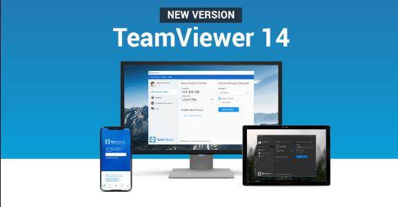 TeamViewer All Editions 14.2 Free Download
