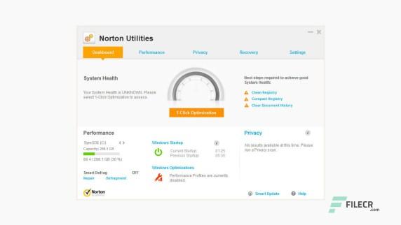 Norton Utilities 17.0.7.7