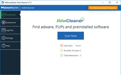 MalwareBytes AdwCleaner 8.1.0 Crack with Serial Key 2021 Free Download