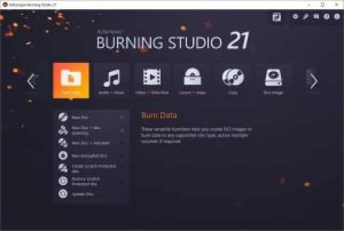 Ashampoo Burning Studio 23.0.5