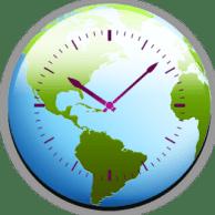 Sharp World Clock