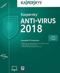 Kaspersky Antivirus 2018 feature image