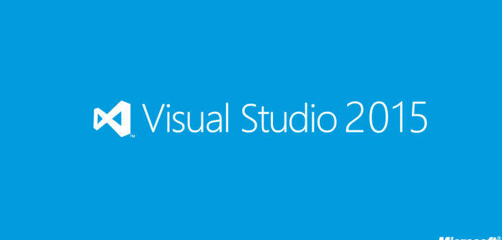 Visual Studio 2015 feature image