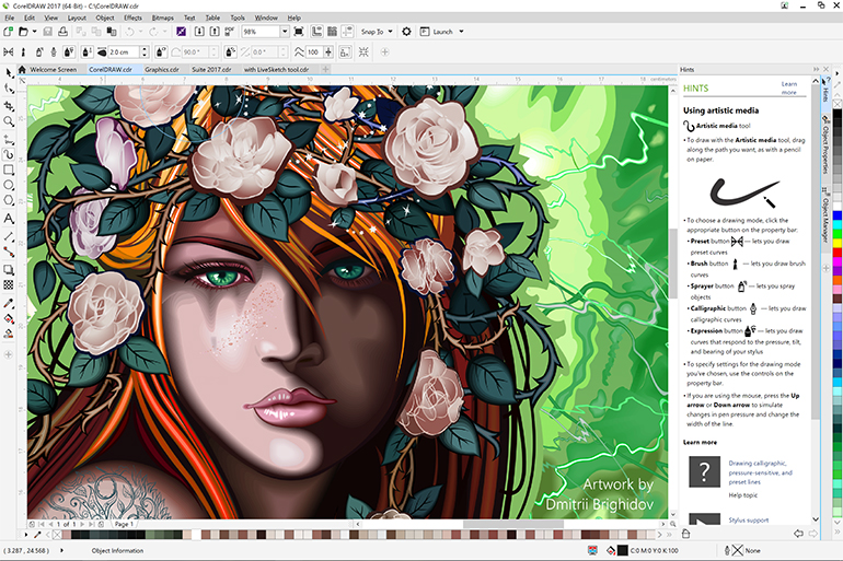 CorelDRAW Graphics Suite 2017 full version download