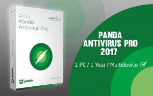 Panda Antivirus Pro 2017