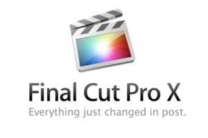 Final Cut Pro X 10.0.3.