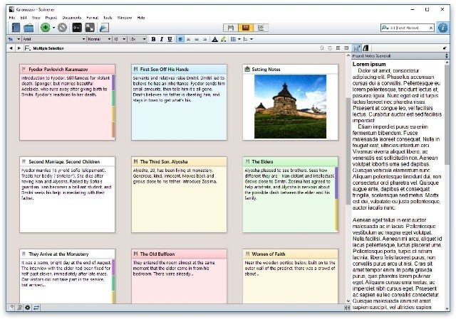 Scrivener 1.9.16.0 Crack With Keygen Torrent Download 2020