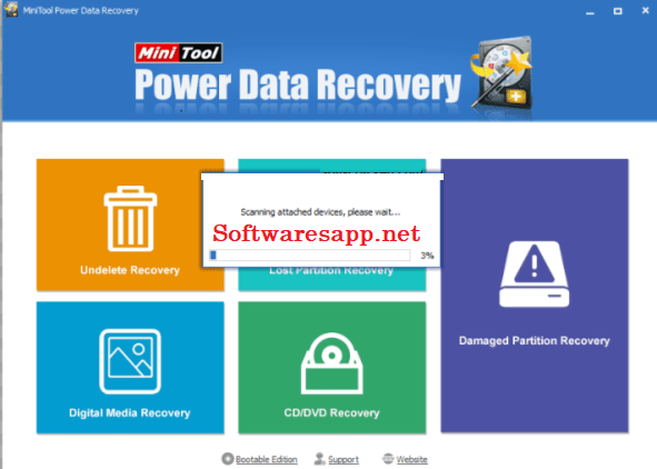 MiniTool Power Data Recovery 8.8 Crack Plus Serial Key 2020 [Latest]