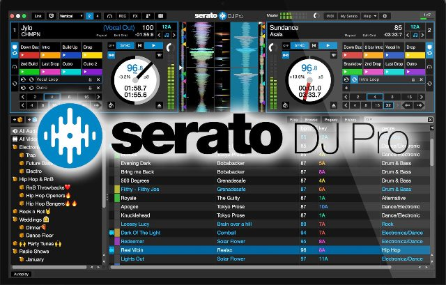 Serato DJ Pro 2.4.4 Crack With Activation Code Torrent [Latest]