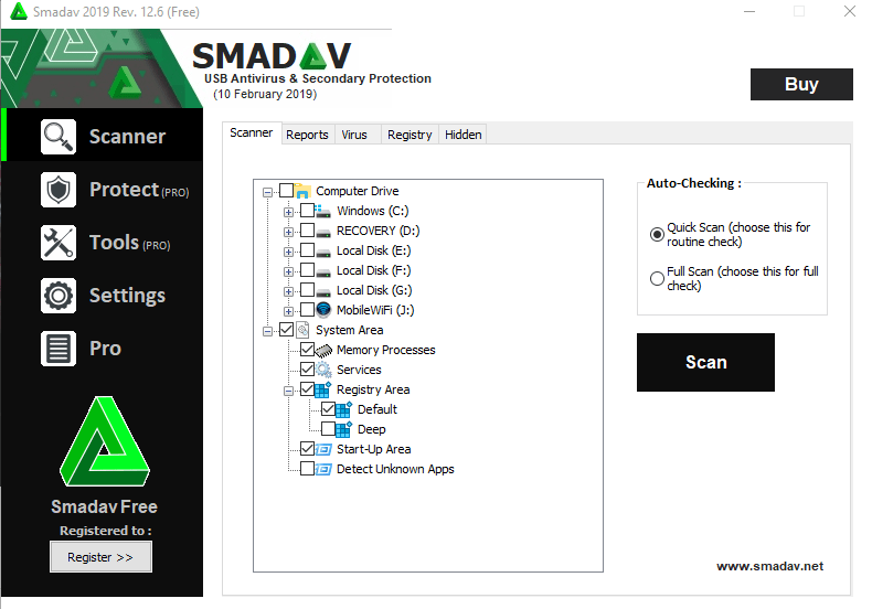 Smadav Pro 2020 Crack Rev 13.5 With Serial Key [Latest]