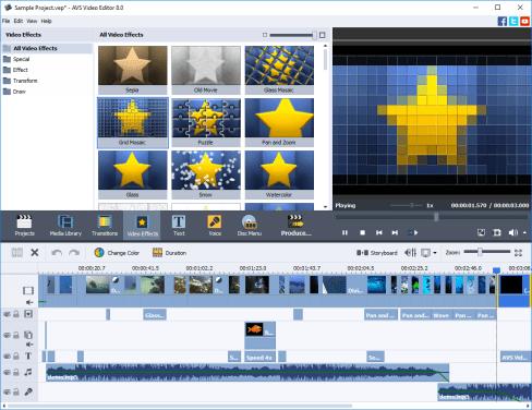 AVS Video Editor 9.4.2 Crack With Keygen Full Torrent Download