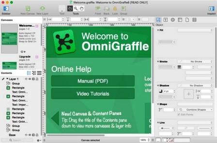 OmniGraffle Pro 7.15.2 Crack + License Key 2020 [Latest]