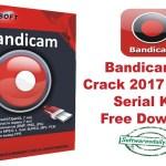Bandicam 3.1 Crack 2017