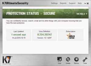 K7 Total Security Crack Activation Key 2017 Patch Free Download