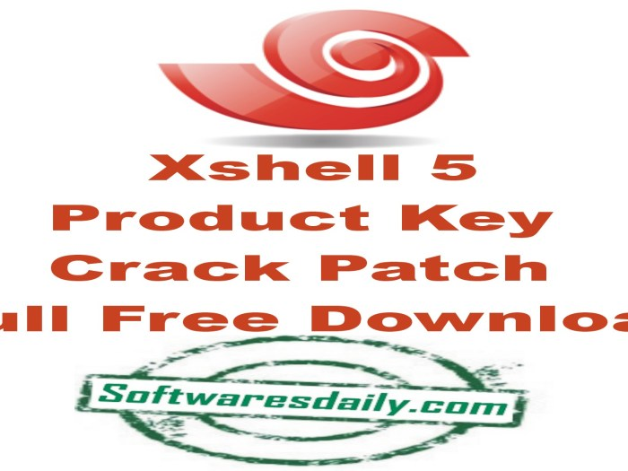 Xshell 5 Product Key Crack Patch Full Free Download