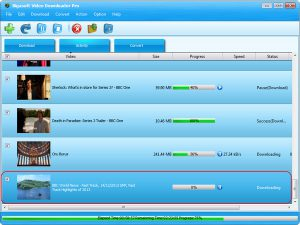 Bigasoft Video Downloader Pro 3.16 Crack & Keygen Download