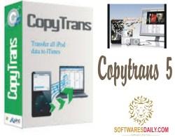 CopyTrans 5.0.6 Activation Codes Crack Keygen Free Download