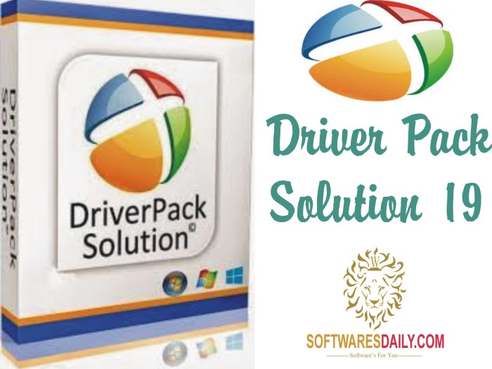 DriverPack Solution 19 ISO 2017 Latest Version Free Download
