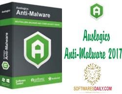 Auslogics Anti-Malware 2017 Full License Key Free Download
