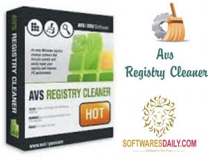 AVS Registry Cleaner 2.3 Crack Patch Full Serial Key Free