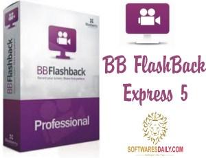 BB FlashBack Express 5 Crack + Serial Key Free Download