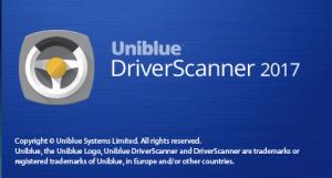 Uniblue Driver Scanner 2017 crack Serial Key Free Download