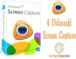 4Videosoft Screen Capture v1.20 Serial Key & Patch Download