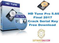 HD Tune Pro 5.60 Final 2017 Crack Serial Key Free Download