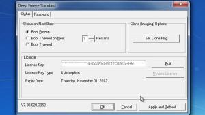 Deep Freeze Standard 8.31 License Key Crack Full Free Download